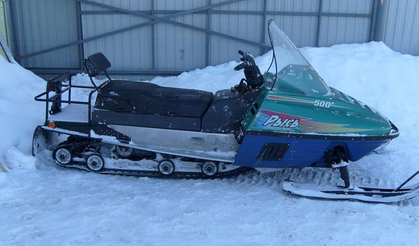 Ремонт снегоходов Рысь